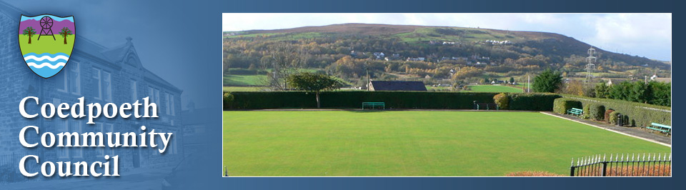 Header Image for Coedpoeth Community Council